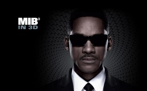 Agent J - Men in black 3