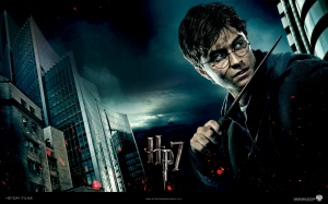 Harry Potter and The Deathly Hallows Harry