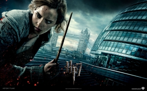 Harry Potter and The Deathly Hallows Hermione