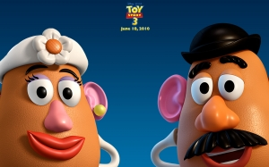 Sr. and Sra. Patata Toy Story 3