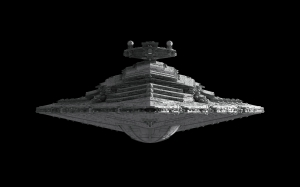 Star Destroyer - Star Wars
