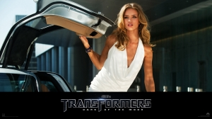 Rosie Huntington Transformers 3