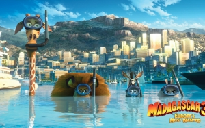 Madagascar 3 - Europe Most Wanted