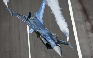 General Dynamics F16 Fighting Falcon