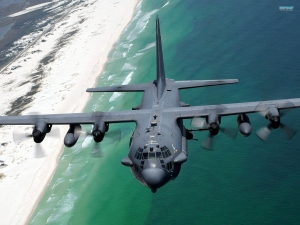 Lookheed AC-130h Spectre