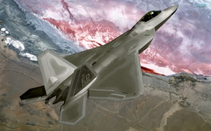 Lookheed Martin F-22 Raptor