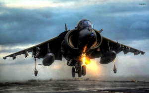 Macdonnel Douglas Av-8 Harrier