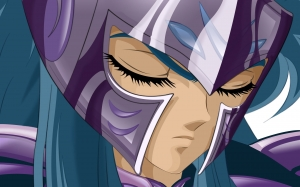 Aquarius camus- Saint Seiya