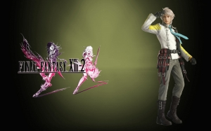 Hope Estheim Final Fantasy