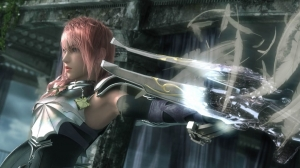 Lightning - Final Fantasy XIII-2