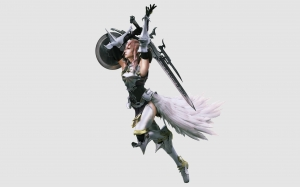 Lightning Final Fantasy XII