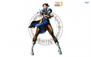 Chun Li - Marvel Vs Capcom